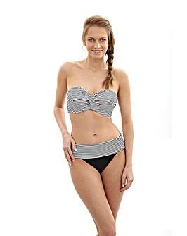Panache Swim Anya Stripe Fold Pant