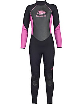 Trespass Aquaria  Female Full Wetsuit