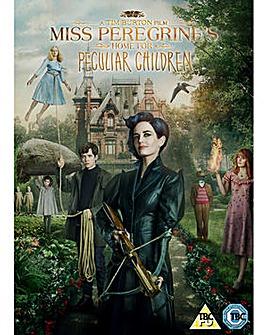 Miss Peregrines Peculiar Children