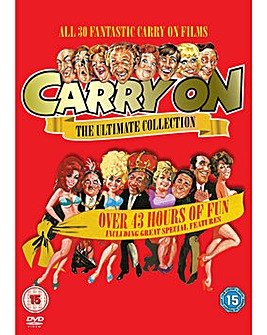 Carry On The Complete Collection