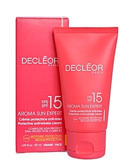 Decleor Aroma Sun Expert Cream SPF15
