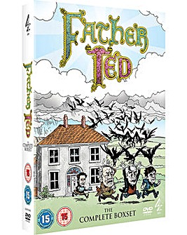 Father Ted Complete Box Set