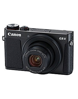 Canon PowerShot G9X Mark II Camera