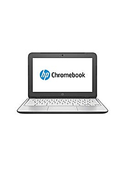 "HP 11"" Chromebook Intel 2GB 16G ChromeOS"