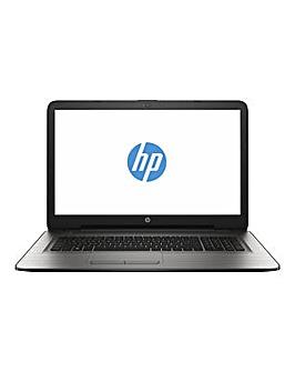 "HP 17"" 8GB 1TB AMD Win 10 Laptop"