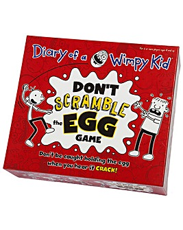 Diary of a Wimpy Don�t Scramble The Egg