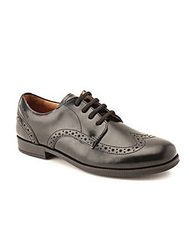 Start-rite Pinbrogue Senior black
