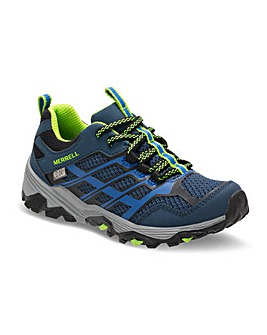 Merrell Moab FST Low WP Trainers Kids