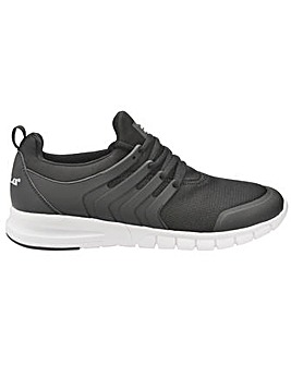 Gola Gravity lace up sports trainers