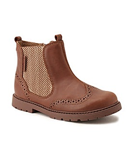 Start-rite Digby Tan leather