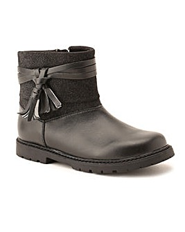 Start-rite Aria Black Boot