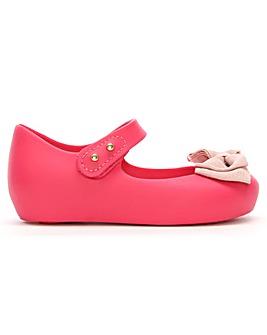Mini Melissa Mini Ultragirl Ribbon Shoe