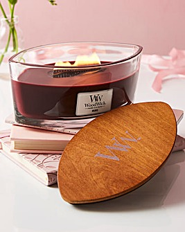 WoodWick Mums Hearthwick Jar Candle