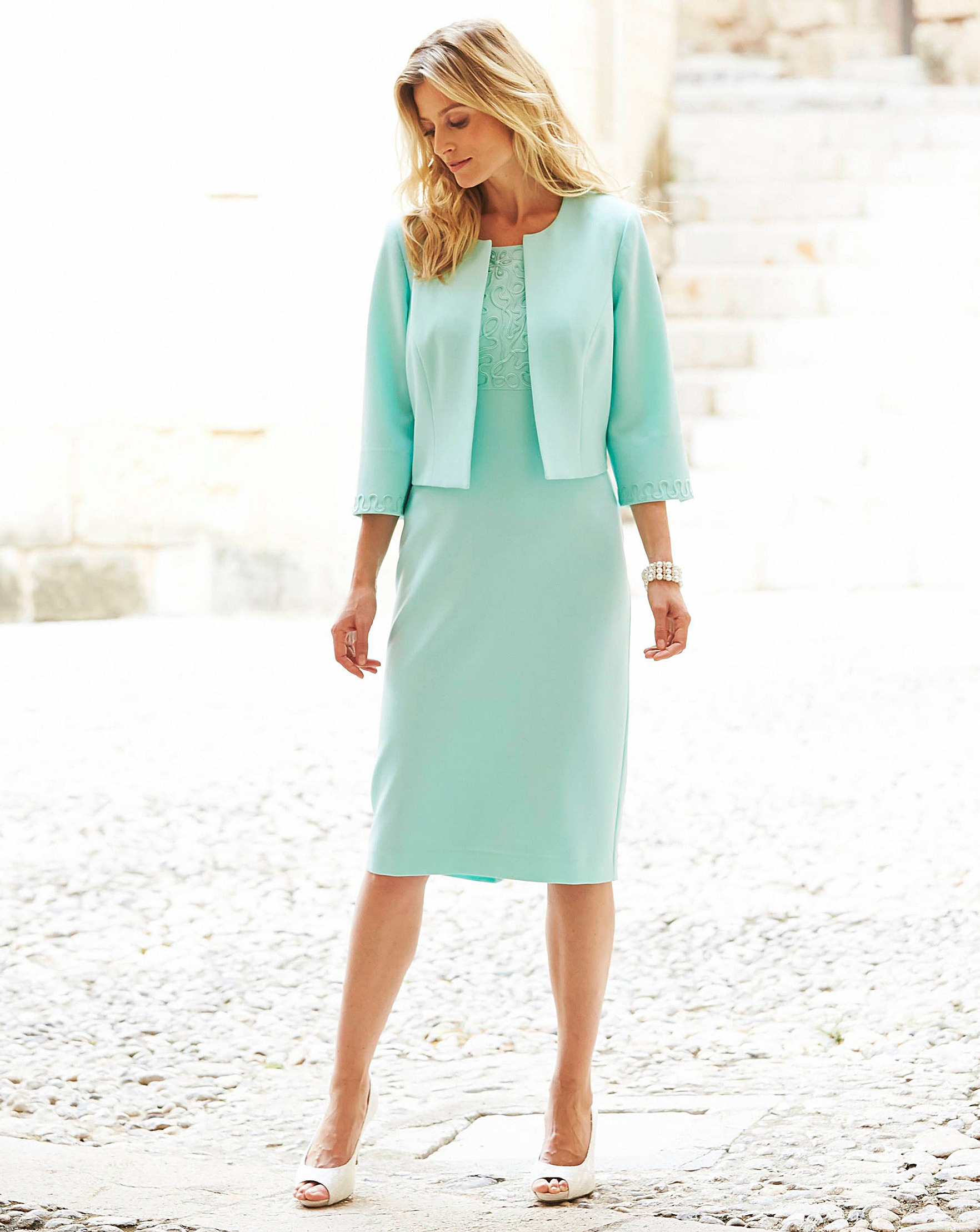 JOANNA HOPE Dress and Jacket | J D Williams