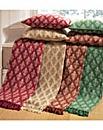 Fleur De Lys Cushion Covers Pack of 4
