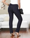 BESPOKEfit Jeans Length 28in Curvy Calf