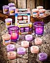 Yankee Candle Pink & Lilac Bumper Pack