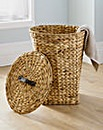 Water Hyacinth Laundry Hamper