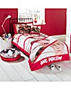 Personalised One Direction Duvet Double