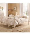 Provencal Kingsize Bed Basic Mattress