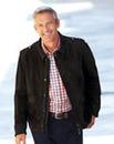 Premier Man Suede Blouson Jacket