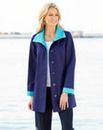 Dannimac Reversible Raincoat Length 31in