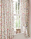 Evelyn Pencil Pleat Curtains & Tiebacks