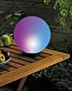 Solar Magic Lighting Globe