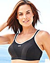 Shock Absorber Black Max Sports Bra
