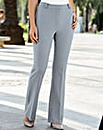 Slimma Bootcut Trousers Length 28in