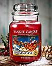 Yankee Candle Christmas Eve Jar