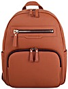 Smith & Canova Rounded Ziptop Zip Front