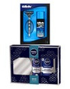 Nivea & Gillette Shaving Gift Set