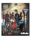 Mach 3 Turbo Justice League Gift Set