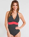 Tuscany Spot Underwired Swimsuit