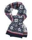 Williams & Brown Luke Fairisle Scarf