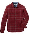 Original Penguin Window Pane Check Shirt