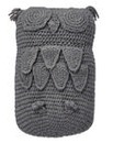 Lorraine Kelly Knitted Owl Cushion