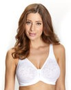 Lunaire White Underwired Bra