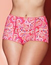 Anna Scholz Paisley High Waisted Brief