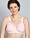 Bestform Cotton Comfort Soft Pink Bra