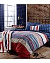 Stars And Stripes Cushion 45X45