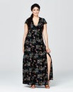 Alice & You Print Maxi Dress