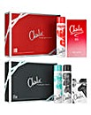 Charlie Red and Black Gift Set BOGOF