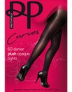 Pretty Polly 60 Den Plush Opaque Tights