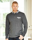 Flintoff By Jacamo Long Sleeve Polo Long