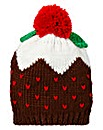 Label J Pudding Hat
