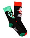 Ghostbusters Pack of 2 Socks