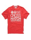 Crosshatch Large Go T-Shirt