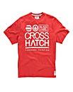 Crosshatch Large Go T-Shirt
